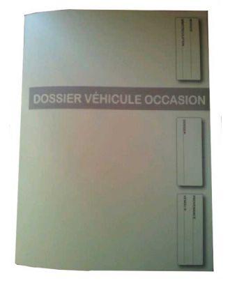 Dossier véhicule occasion coloris jaune les 10 ex